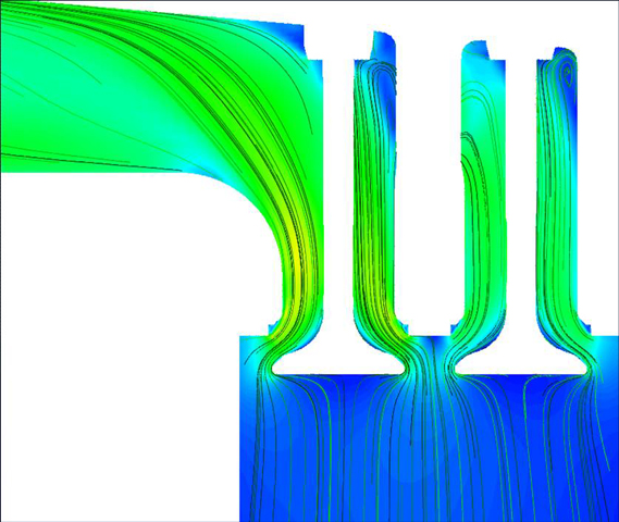 Thermodynamic Engine Simulation, Computational Fluid